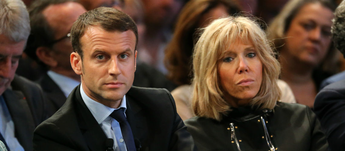 Emmanuel Macron Media Focus On My Wife S Age Is Misogyny