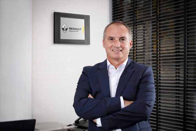 Renault Appoints Fabrice Cambolive New Boss Middle East and Africa