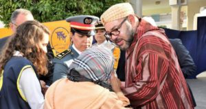 Fez King Launches Ramadan Food Support Operation, Inaugurates Addictology Center