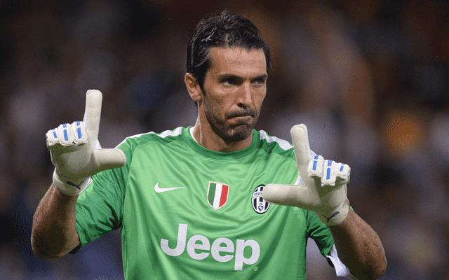 Gianluigi Buffon: I Am Proud To Be Nothing Like Juventus Haters