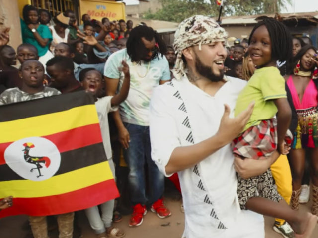 French Montana Donates USD 100,000 to Expand Health Clinic in Uganda