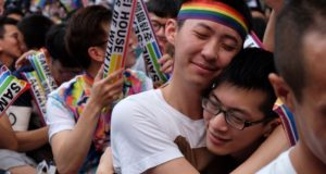 Taiwan Rules in Favor of Same Sex Marriage