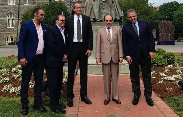 Ilyas el Omari heads Moroccan Business Delegation to Washington