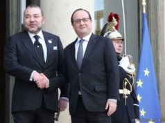 King Mohamed VI to Meet French President in Elysée