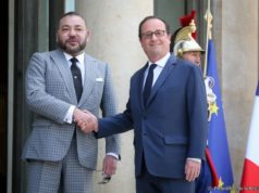 Former President of France Francois Hollande  to Visit Morocco Next Week