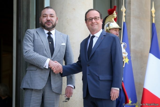 'France is on your Side': Hollande on Morocco's 2026 World Cup Bid