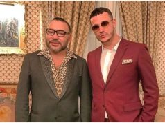 King Mohammed VI Styling with DJ Snake on Twitter