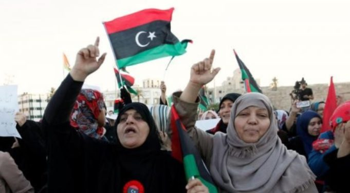 Libyan to Libyan Dialogue in Libya
