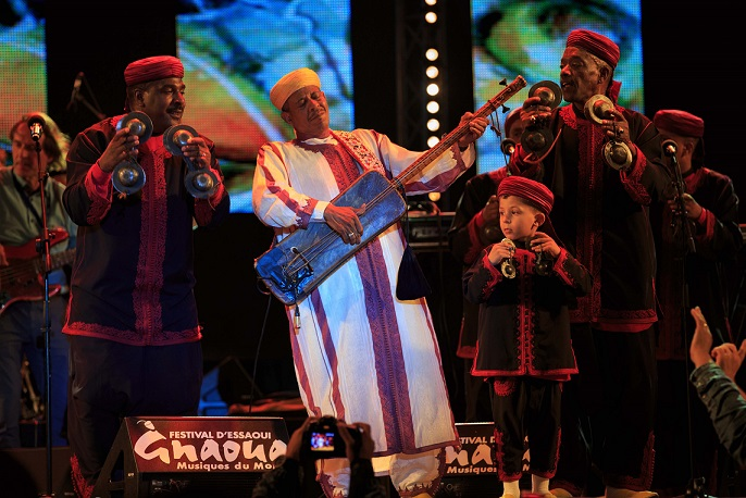 Essaouira's Gnaoua and World Music Festival to Turn 20 in June