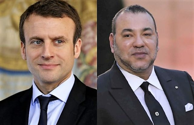 Macron Victory Spurred by Enormous Support for His Vision of French Future King Mohammed VI