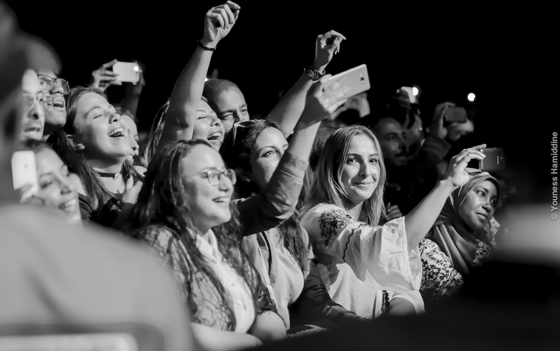 Majid Al Mohandis Concert. Photo by Youness Hamiddine