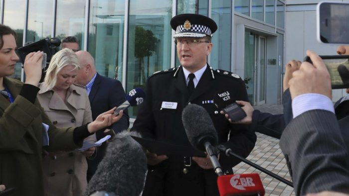 Galerry Manchester bomber identified as Salman Abedi  News Reporters