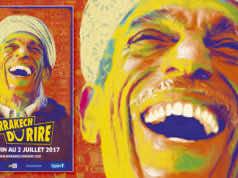"2017 Marrakech du Rire: ""Prepare to laugh… Very Hard"""