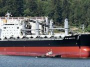 Moroccan Phosphate Ship Detained in Panama Following Polisario Complaint