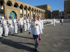 Celebrations to Commemorate 63 Years of Moroccan Royal Armed Forces