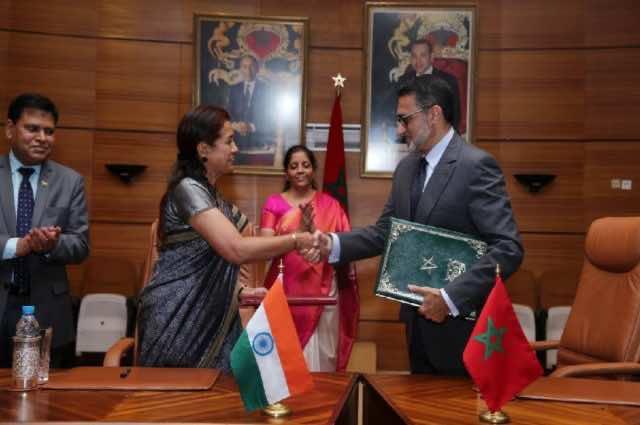 Morocco India