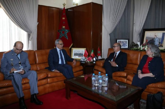 Morocco and Portugal Strengthen National Defense Ties