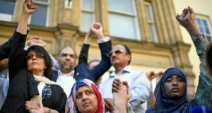 Muslim Community Members Mobilize After Manchester Bombing