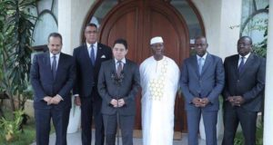 Nasser Bourita Meets with Ivorian President, Advocates for ECOWAS Membership