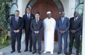 Nasser Bourita Meets with Ivorian President, Advocates for ECOWAS Membership