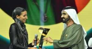 Moroccan 'Refugees Angel' Crowned 'Arab Hope Maker' in Dubai