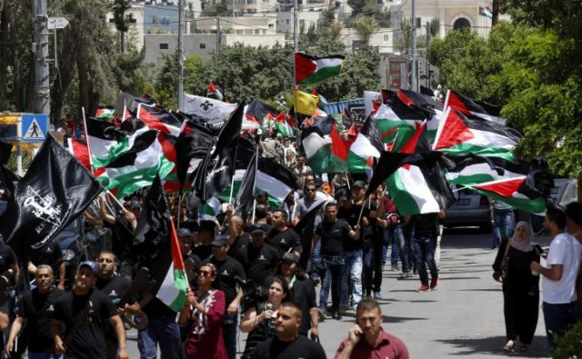 Palestinians Mark 69th Nakba Day with Defiant Civil Disobedience
