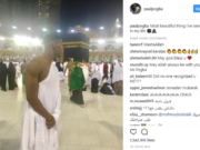 Paul Pogba Visits Mecca