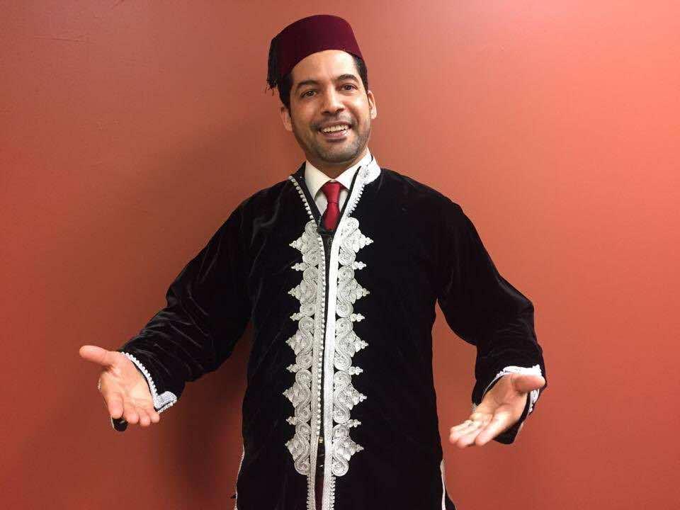 Rachid Moukhabir