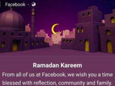 Ramadan Kareem Greetings from Social Media