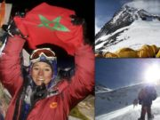 Second Moroccan Woman Summits Everest in Less Than Two Days
