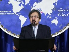 Spokesman for Iran, Bahran Qassemi