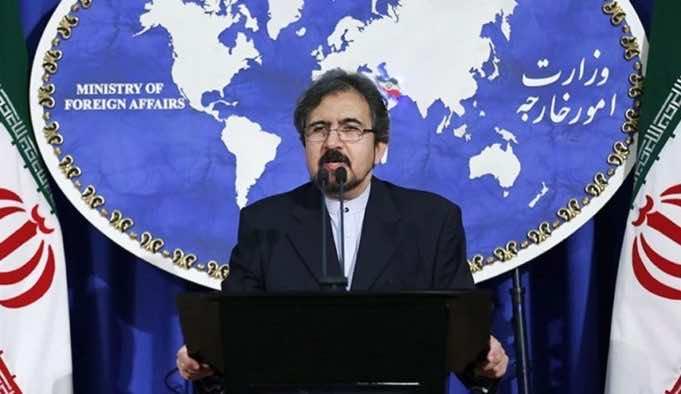 Spokesman for Iran, Bahran Qassemi
