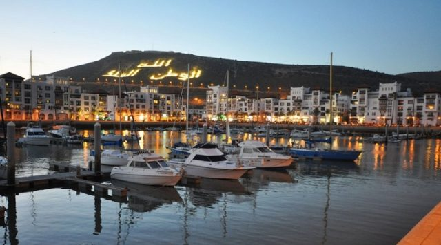 Agadir Sees 14 Percent Increase in Number of Tourist Arrivals, Overnight Stays January-July 2017