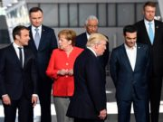 Trump's European Tour An American Embarrassment