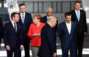 Trump's European Tour An American Embarrassment