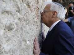 US Ambassador to UN Publicly Declares Western Wall Belongs to Israel