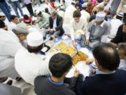 Video of Canadian PM Trudeau Sharing Iftar Meal Goes Viral