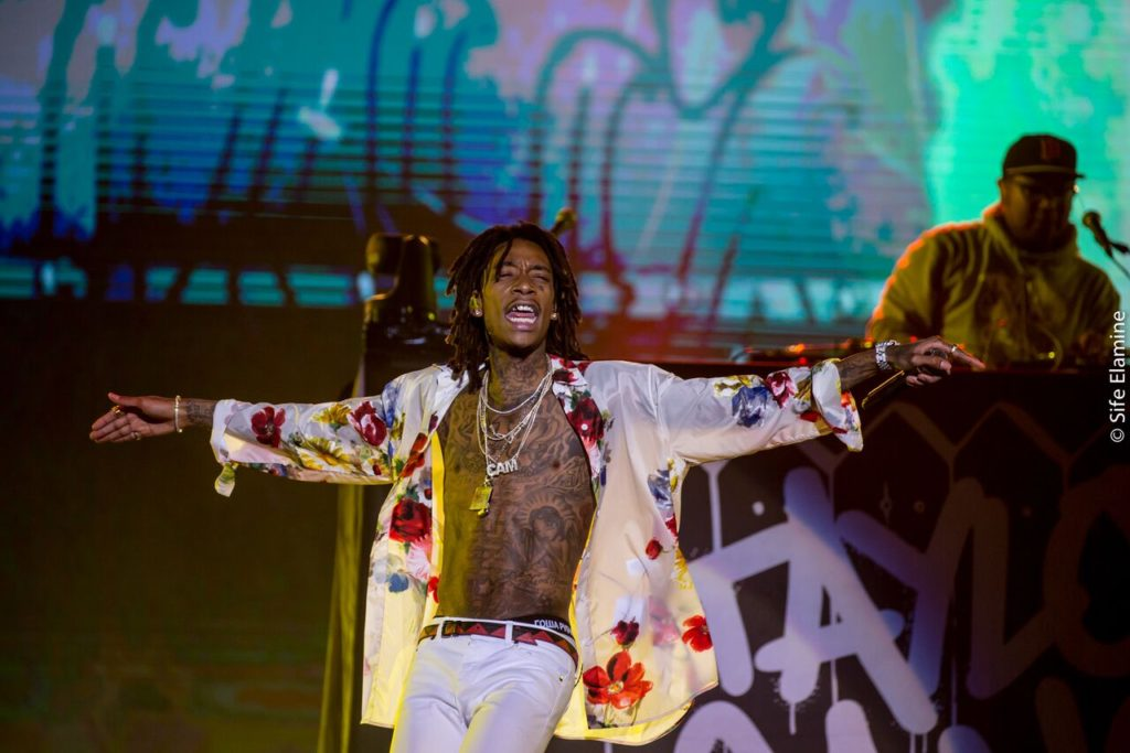 Wiz Khalifa's Mind-blowing Mawazine 2017 Performance