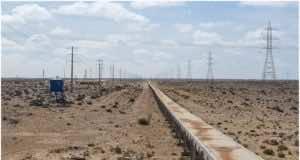 World's Longest Conveyor Belt in South Morocco