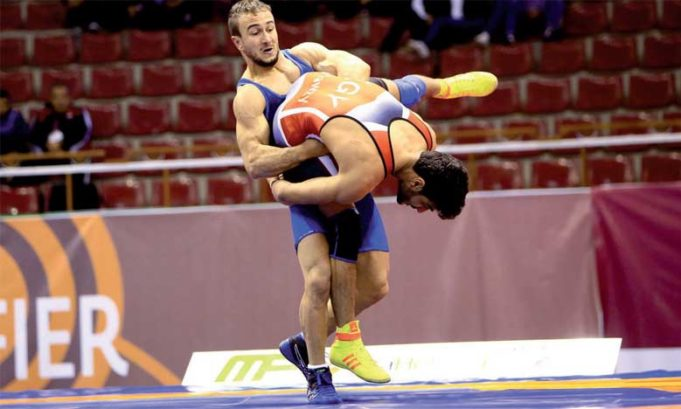 Ziad Ait Ougram: A Three Time Moroccan African Wrestling Champion