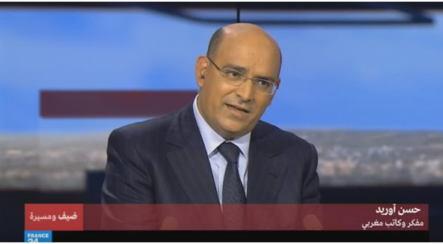 Foreign Royal Palace spokesperson Hassan Aourid