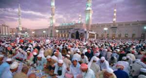 Ramadan in Makkah