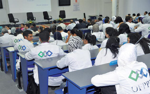 'Fonds Charaka' Provides New Funding for Technical and Vocational Education in Morocco