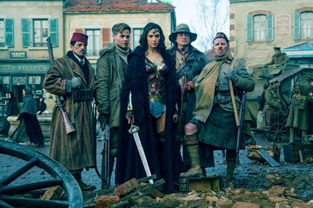'Wonder Woman' Banned in Lebanon