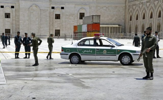 12 killed, 42 wounded in attacks on Iran parliament, Khomeini shrine