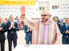 King Mohammed VI Lays Foundation Stone for Medical-Psychological-Social Center
