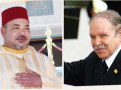 King Mohammed VI Receives Eid Al Fitr Greetings from Algerian President