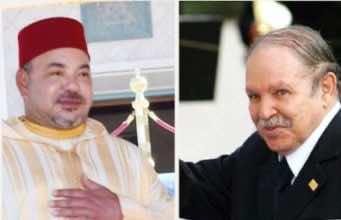 King Mohammed VI Receives Eid Al Fitr Greetings from Algerian President