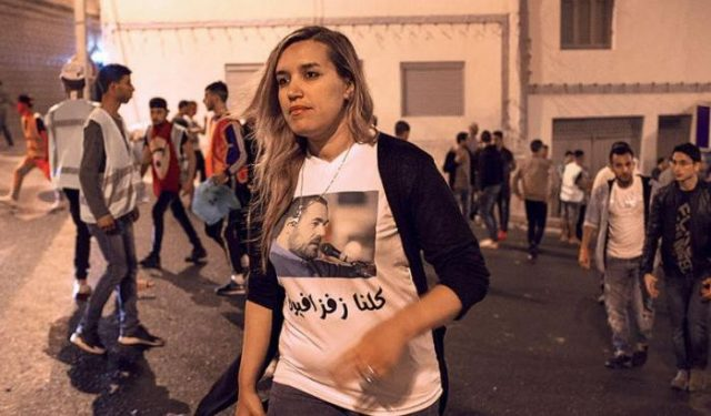 Nawal Ben Aissa: Rif Protesters Have Faith King Mohammed VI Will Intervene to Meet Demands