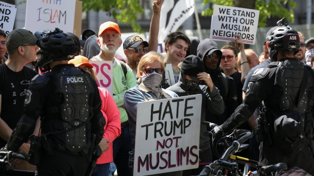 """ACT for America Celebrates Hate with """"March Against Sharia Law"""""""